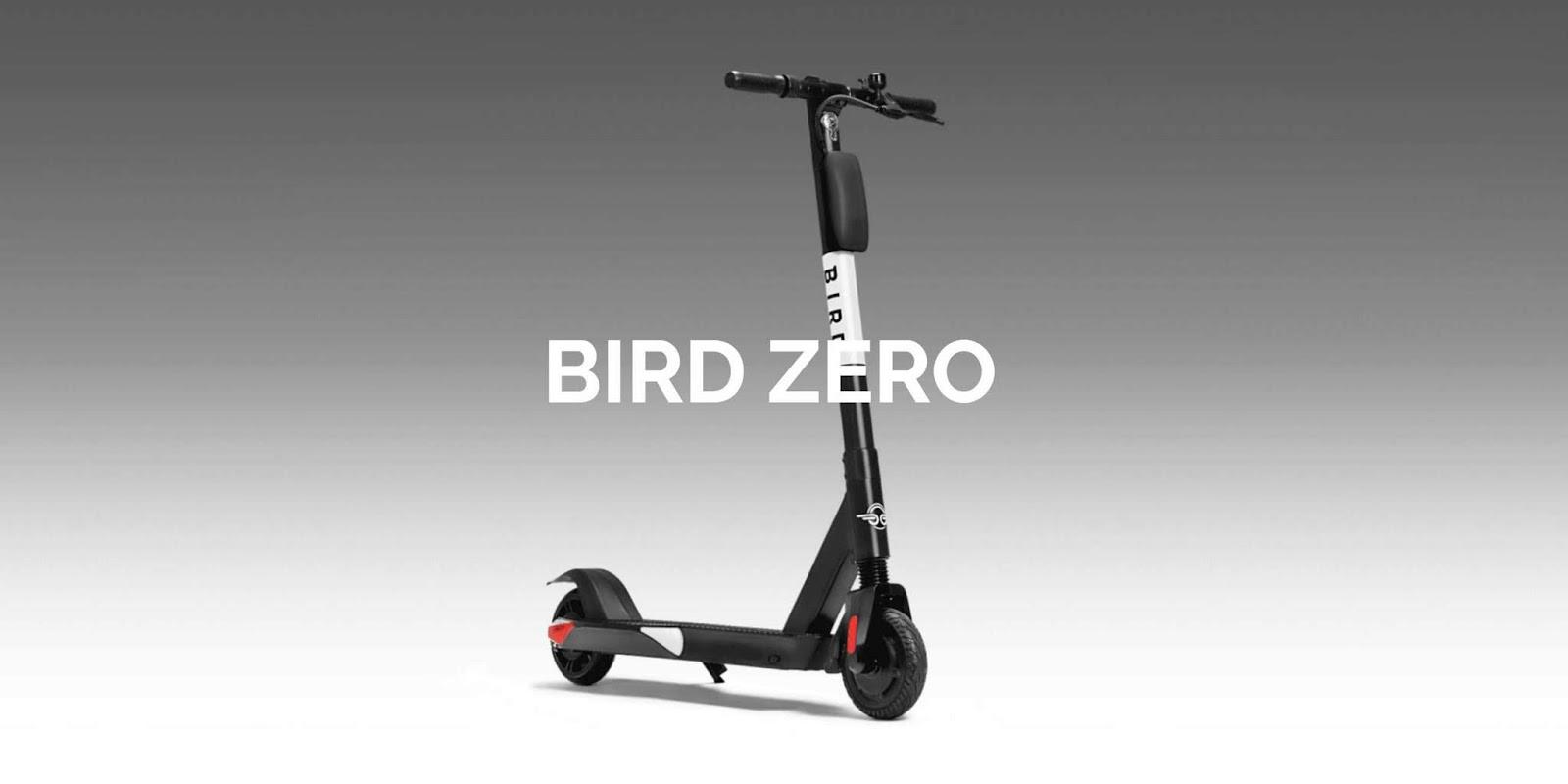 Bird Zero Dockless Electric Scooter