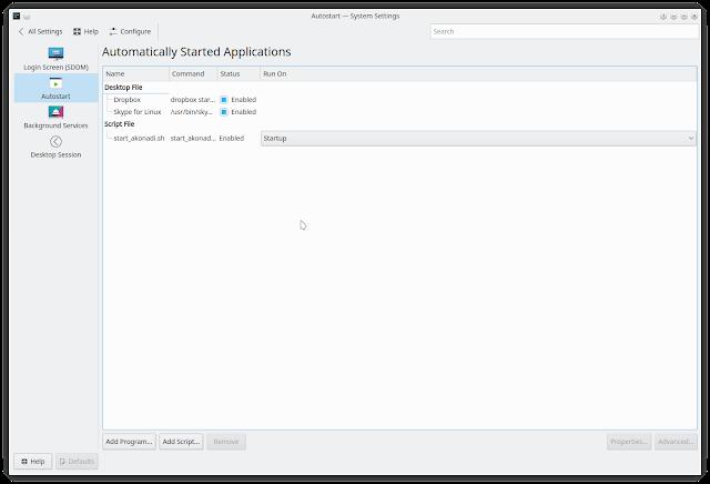 Stop screen tearing in KDE Plasma 5 | OvenProof-Linux