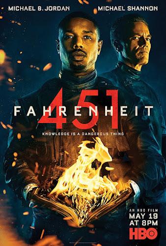Fahrenheit 451 (Web-DL 720p Dual Latino / Ingles) (2018)