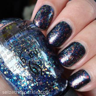 Opal Layering Manicure