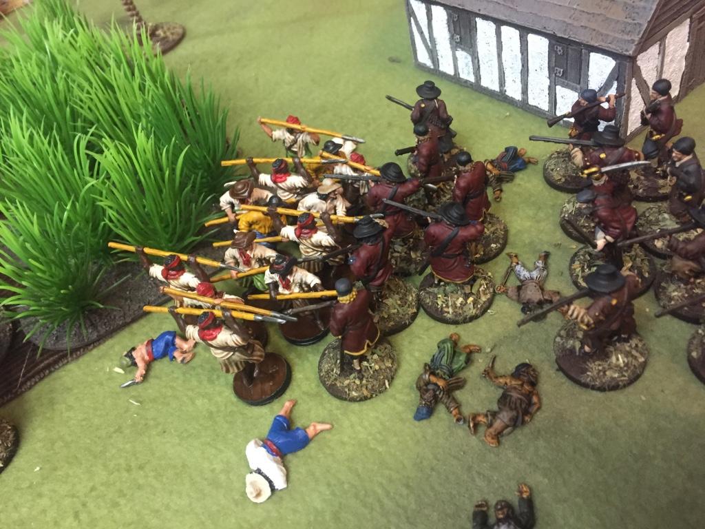 Blood And Plunder Aar English Buccaneers Vs Spanish Guarda Costas