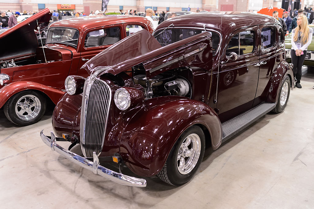 1937 Plymouth Sedan Street Rod