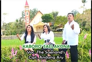 Lagu terbaru Toraja Kaboro' Saelakona