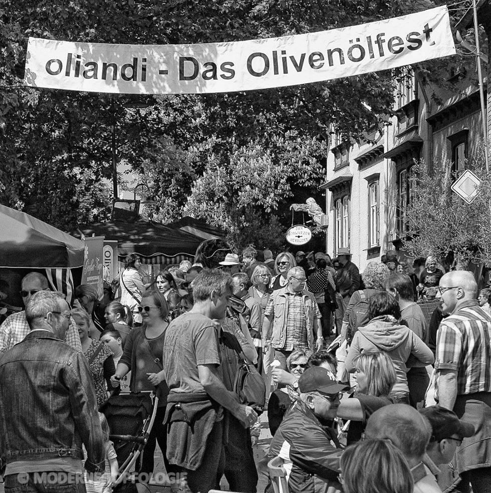 Oliande, das Olivenoelfest von zait in Zell im Zellertal 2014