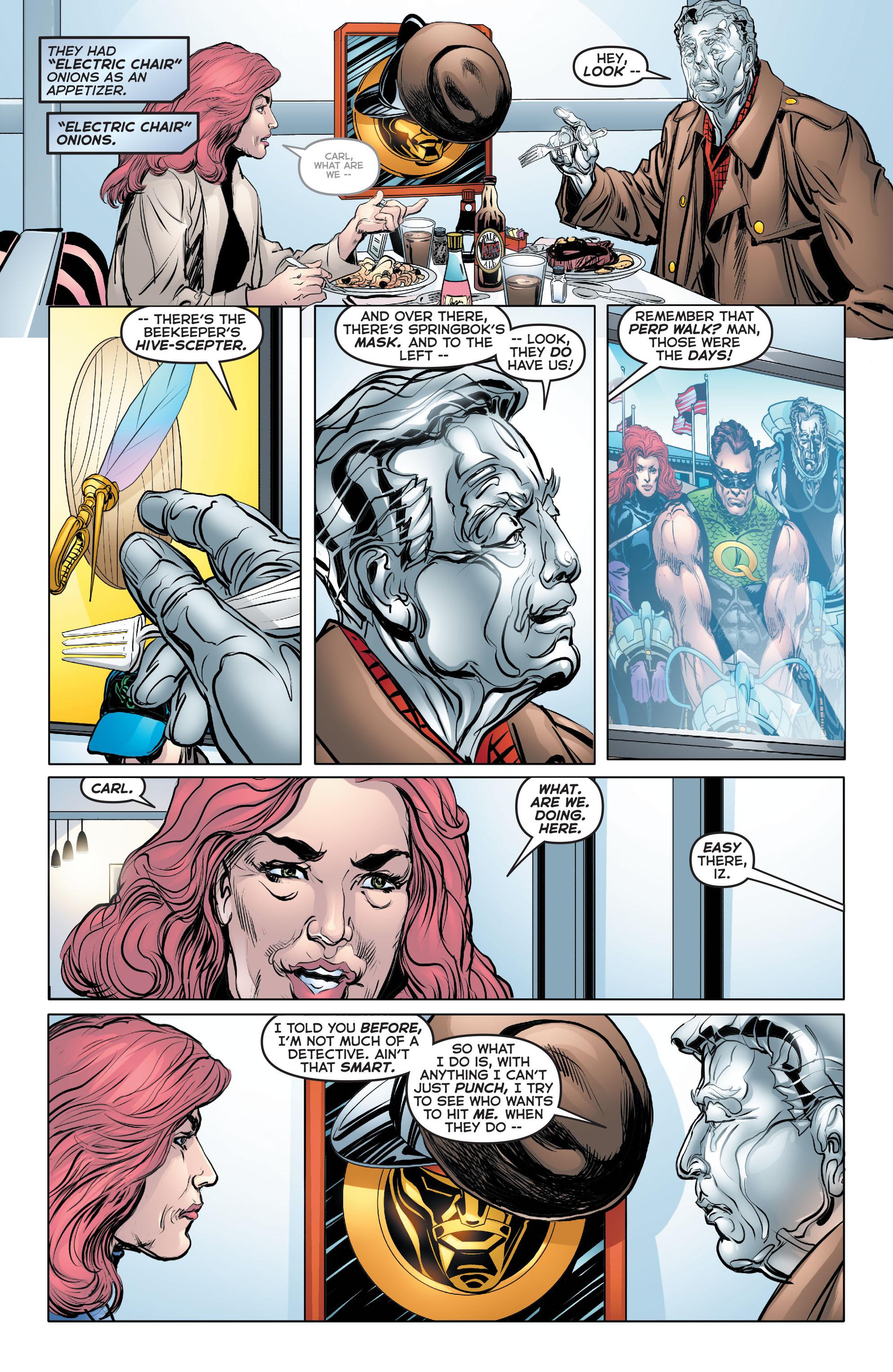 Read online Astro City comic -  Issue #33 - 23