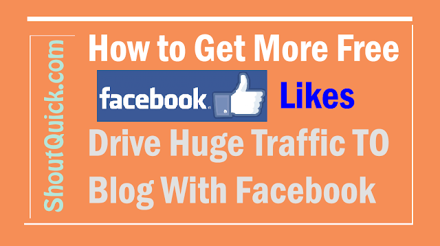 how to drive traffic from facebook business page