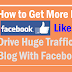 How to Generate Free Traffic from Facebook and Make Money