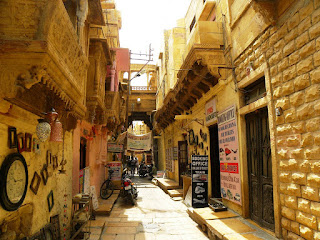 Amazing Jaisalmer Fort Facts in Hindi
