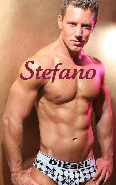 Stefano Foster • Actor and Male Model