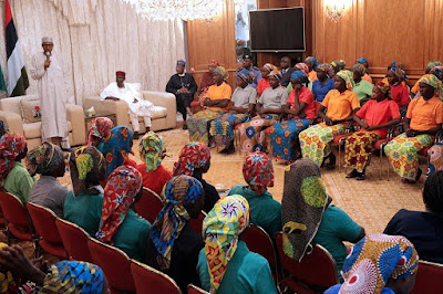 [EXPOSED] 82 Chibok Girls: Freed Boko Haram members were handed (€) 2million Euros in cash