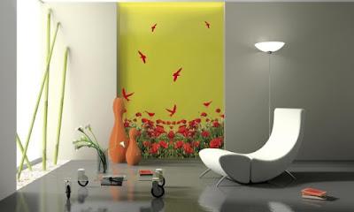 Cómo decorar el salón sin gastarte mucho dinero (II)