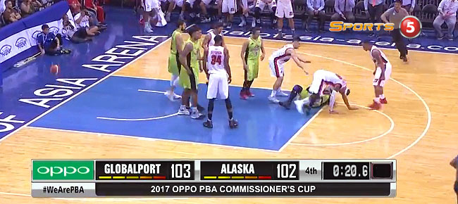 HIGHLIGHTS: GlobalPort vs. Alaska (VIDEO) June 4