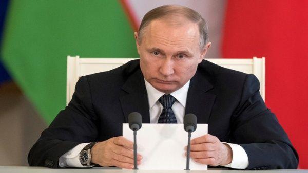 EE.UU. agrede a un Estado soberano como Siria, denuncia Putin