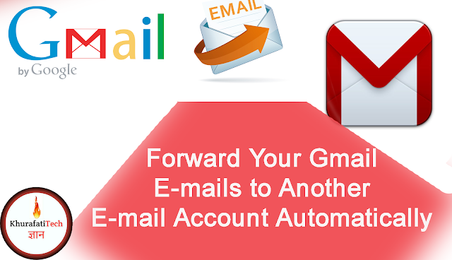 how to Automatically Forward Incoming E-mail Messages to Another Account