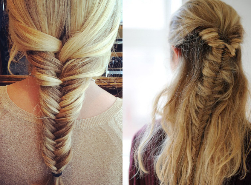 Different Hair Styles Of Braids: Hair And Make-up By Steph: The Braid Breakdown