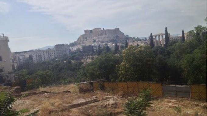 Μνημείο σε κίνδυνο το ιερό της Αγροτέρας Αρτέμιδος στην Αθήνα