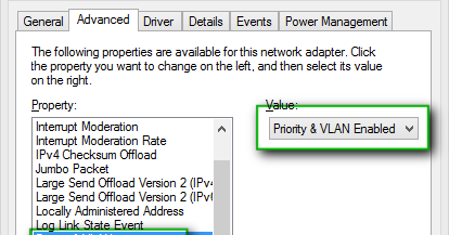 Tech Rants, Travel and Other Stuff: Windows VLAN Stripping - Intel(R
