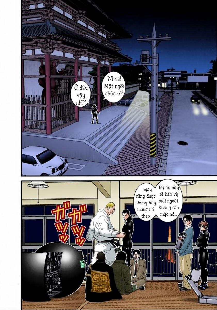 Gantz Chap 60: Lời chỉ dẫn trang 18