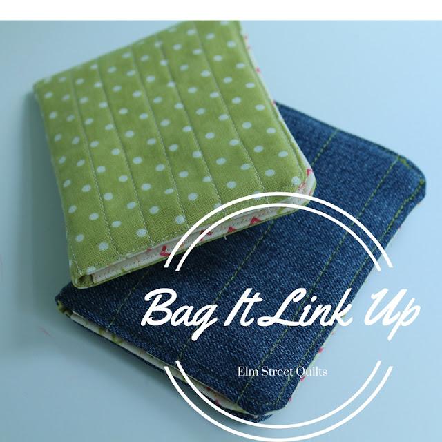 Elm Street Quilts Bag It linkup