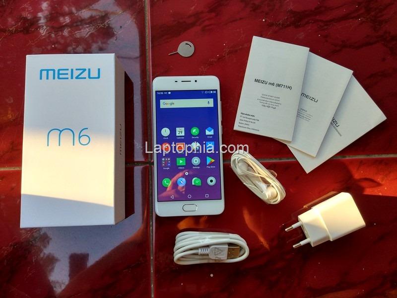 Paket Pembelian Meizu M6