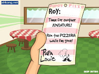 Find out where it all started in #PapaLouies Pizzeria! #TimeManagementGames