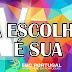 [A ESCOLHA É SUA V] Qual o artista ideal para representar Portugal na Eurovisão? Veja o vídeo
