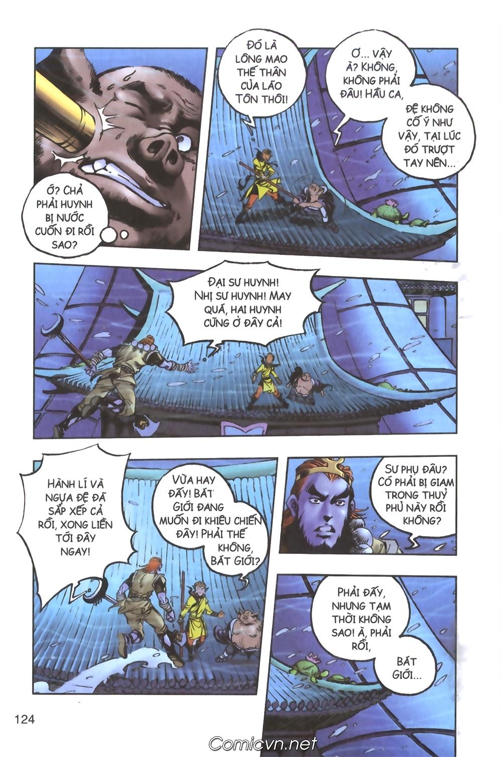 Tây Du Ký màu - Chapter 94 - Pic 21