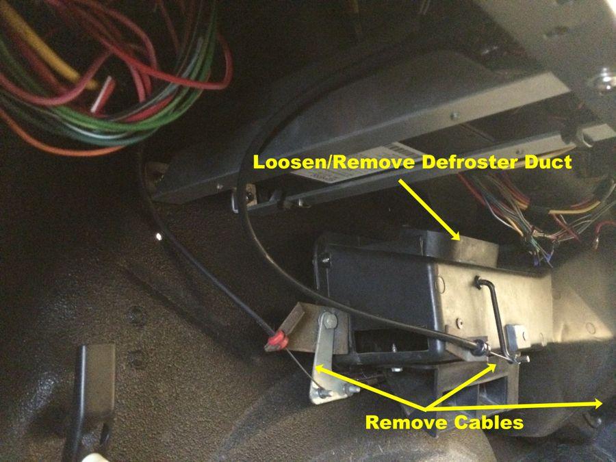 1986 jeep cj7 restoration jeep cj7 heater restoration  heater hose diagram 1981 cj7 jeep cj
