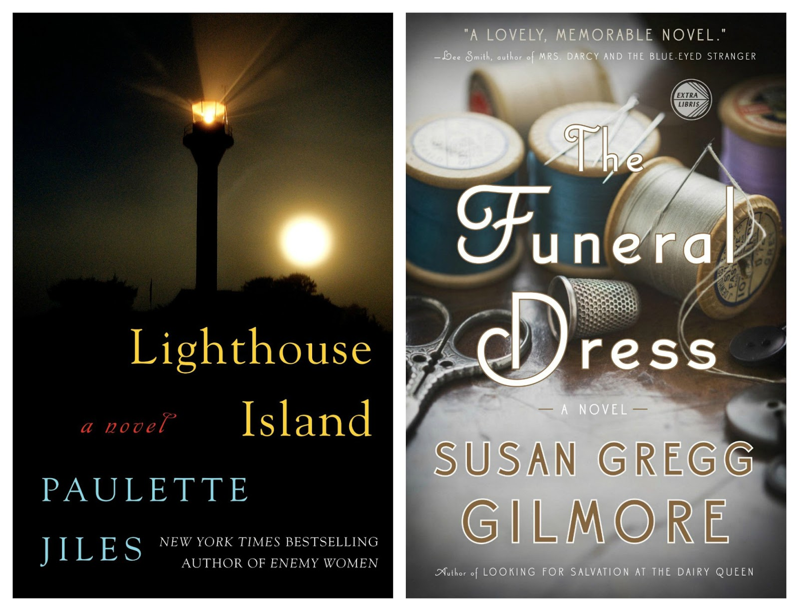 lighthouse island paulette giles the funeral dress