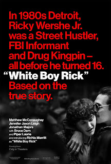 White Boy Rick - Poster & Trailer