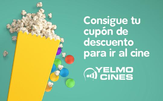Cupón Yelmo Cines Telecable
