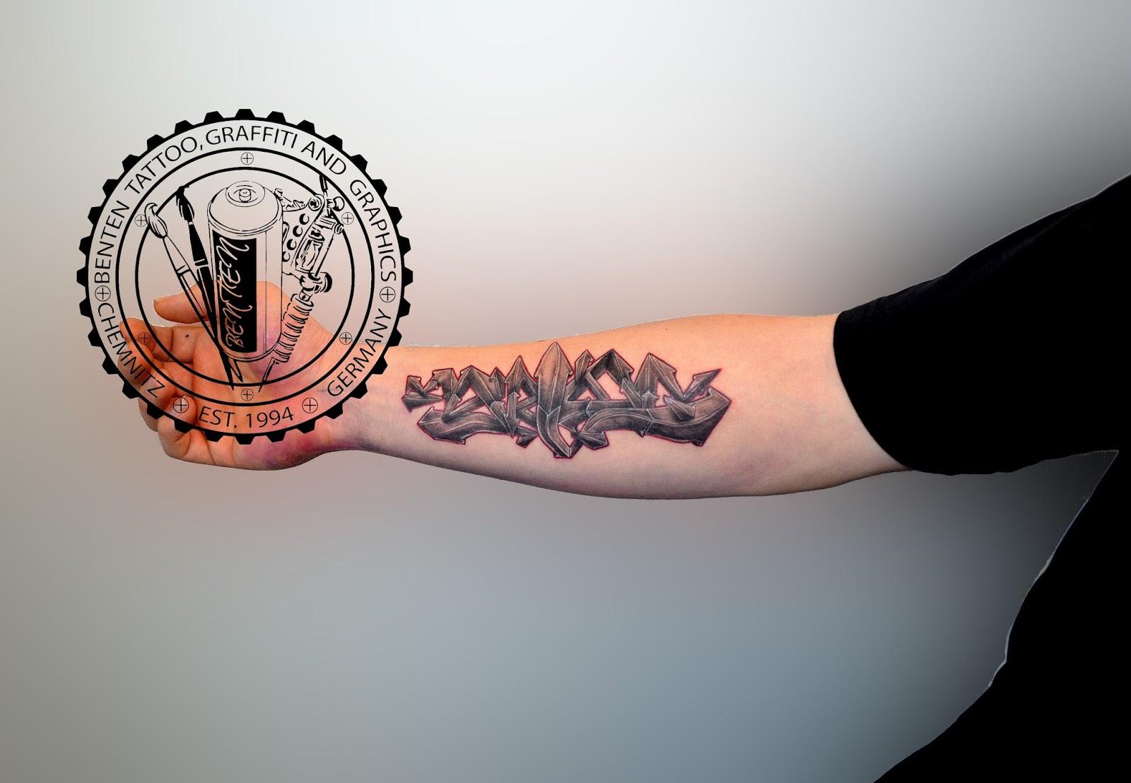 Benten Tattoo Chemnitz - Tattoostudio Chemnitz: 50/50/50 - Tattoo Studio Chemnitz