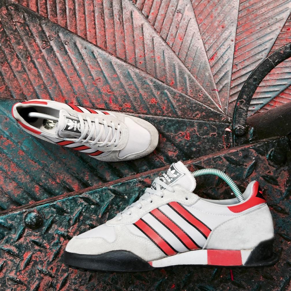 Vintage Adidas and Puma Blog