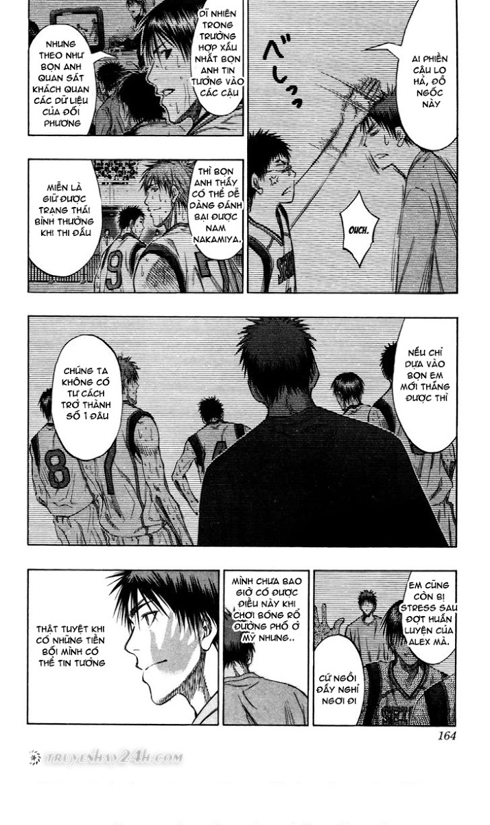 Kuroko No Basket chap 143 trang 14