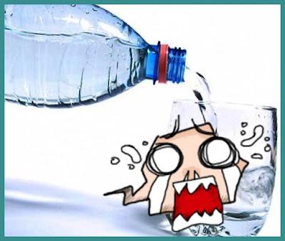 apa incalzita in sticle de plastic este daunatoare sanatatii
