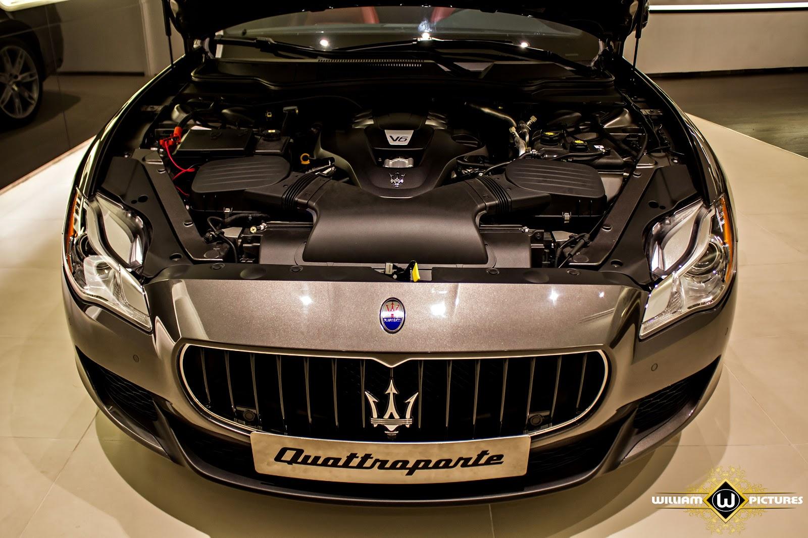 Maserati Quattroporte sẽ có nhiều phiên bản động cơ, bản cao nhất có công suất lên đến hơn 400 mã lực, còn bản thấp nhất cũng đến 330 mã lực rồi