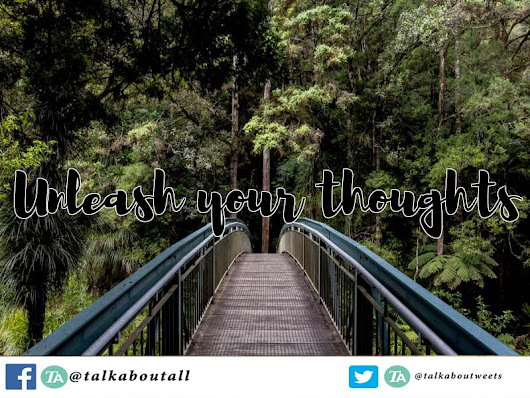 TalkAbout: Unleash your thoughts