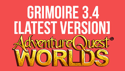 Download Grimoire 3.4 AQW