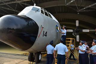 Re-Alokasi Dua Pesawat C-130 Hercules