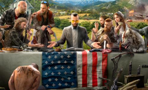 Imagem do jogo Far Cry 5