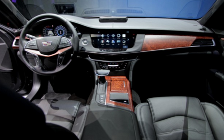 2018 Cadillac XT7 Specs