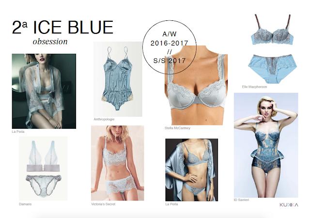 Kukka Lingerie Trend Report Ice Blue