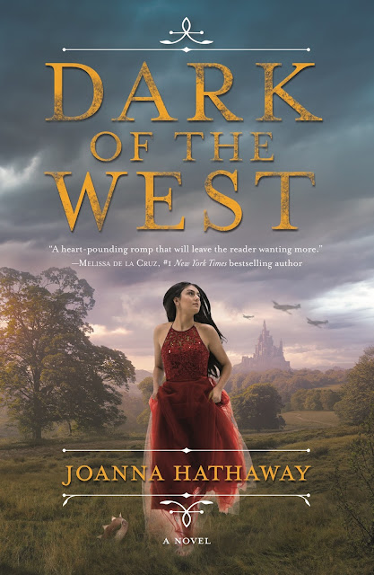 Cover Reveal: Dark Of The West by Joanna Hathaway @torteen @hathawayjojo ~ Jump Into Books