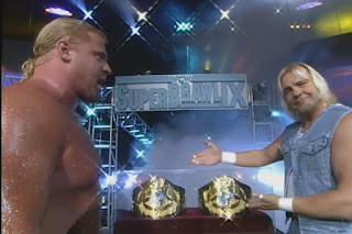 WCW Superbrawl IX - Curt Hennig & Barry Windham
