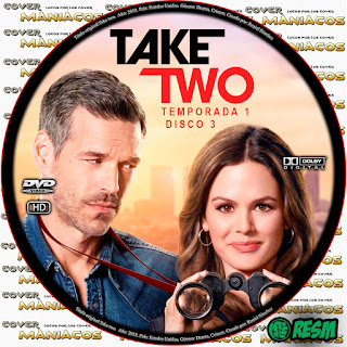 GALLETA - [SERIE DE TV] TAKE TWO - TEMPORADA 1 - 2018