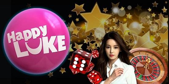 Sòng bạc Casino trực tuyến uy tín HappyLuke