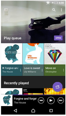 Sony Music APK for Android