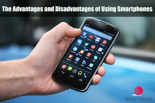 The-Advantages-and-Disadvantages-of-Using-Smartphones