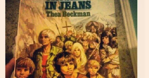 Crusade In Jeans Book