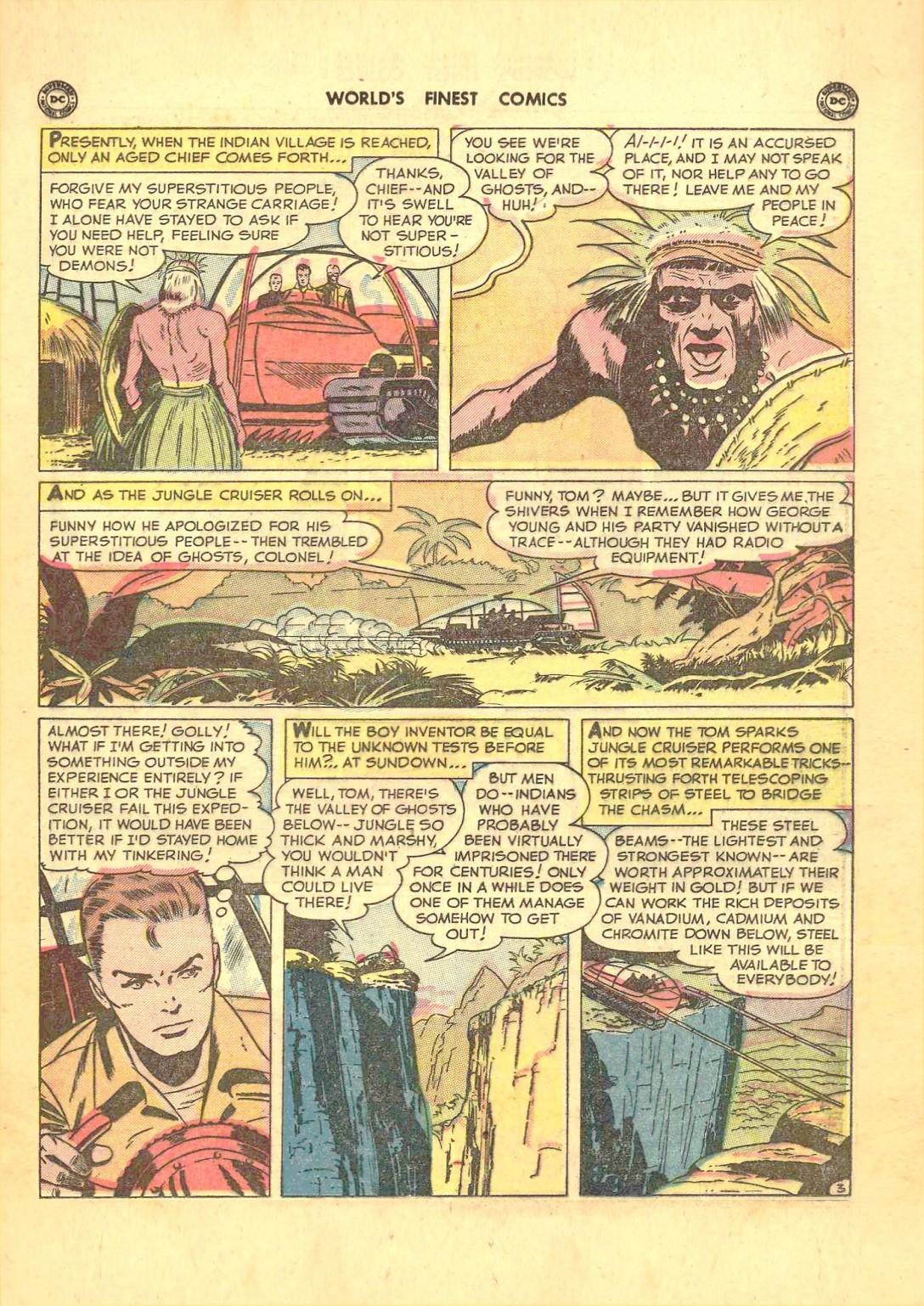 Read online World's Finest Comics comic -  Issue #50 - 31